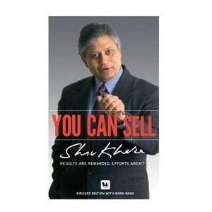 Shiv Khera Book You Can Sell